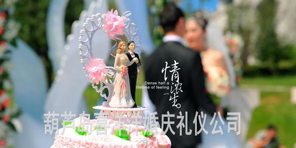 《情浓一生》户外草坪婚礼